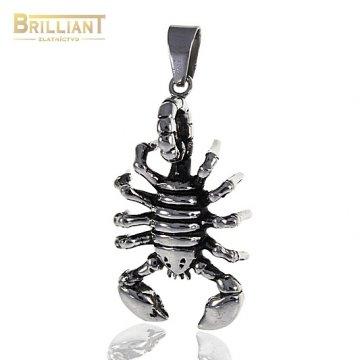 Prívesok CHirurgicka ocel Škorpión