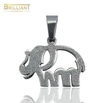 Prívesok sloník CHirurgicka ocel