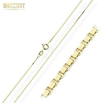 Zlatá retiazka Au585/000 14k Venecia