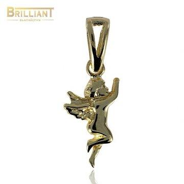 Zlatý Prívesok Anjelik Au585/000