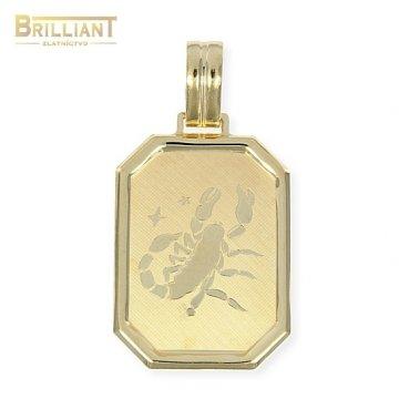 Zlatý Prívesok Au585/000 znamenie Škorpión